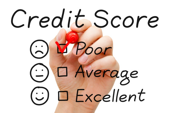 Problems That Your Poor Credit Score Can Create!