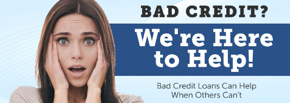 bad credit instant loan