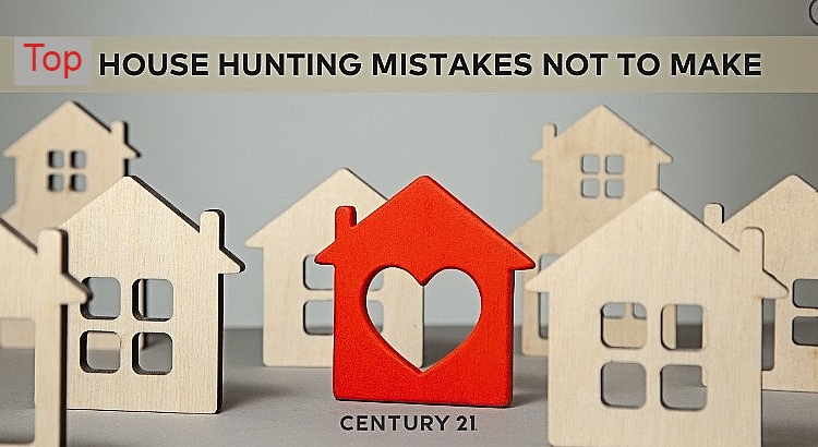 House-Hunting Mistakes