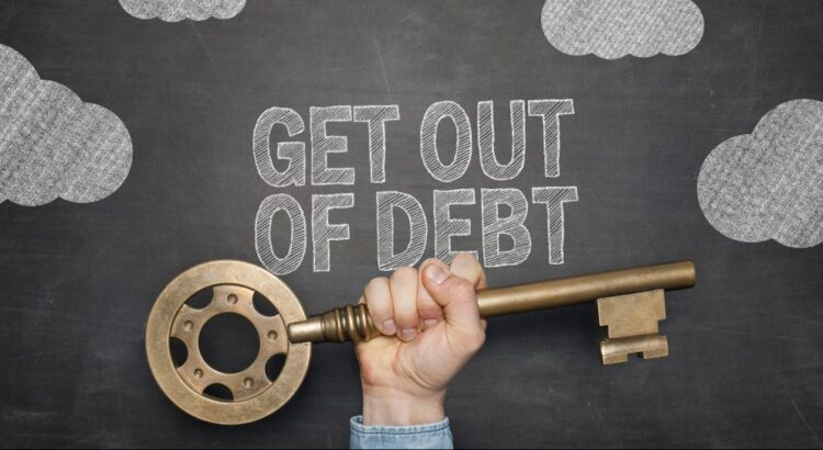 get out of debt canada